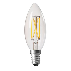 PR Home Shine Glühbirne LED Kron 45 mm