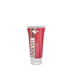 LINDESA® F Hautschutzcreme, Fetthaltige Hautcreme mit Bienenwachs, 100 ml - Tube