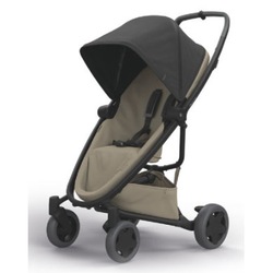Quinny Buggy Zapp Flex Plus Black on Sand