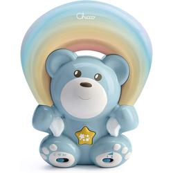 Chicco Rainbow Blue Bear Musikprojektor