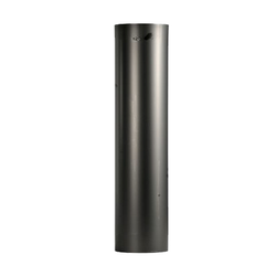 Ofenrohr 0,50 m gebläut DN 130mm