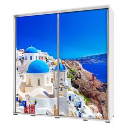 Szafa Wenecja 205 cm Santorini