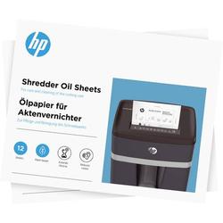 HP Aktenvernichter Öl-Blätter Aktenvernichteröl 1St.