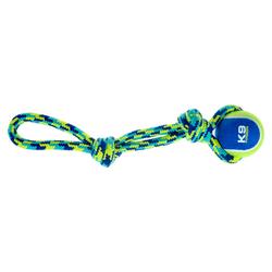 Zeus K9 Zugseil mit 2 Knoten + Ball