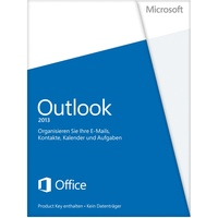 Microsoft Outlook 2013 PKC DE Win
