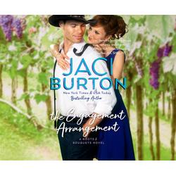 The Engagement Arrangement als Hörbuch CD von Jaci Burton