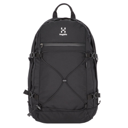 Haglöfs Backup 17 inch Rucksack 50 cm Laptopfach true black