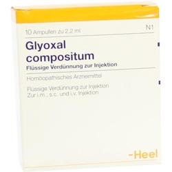 GLYOXAL COMP