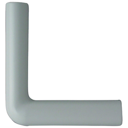 CORNAT Spülrohr Bogen, 90°, 230 x 230 mm