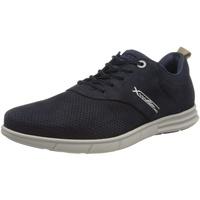 Sneaker mit flexibler und schockabsorbierender Laufsohle 42