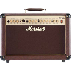 Marshall AS50D Akustikgitarrenverstärker Braun