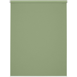 Seitenzugrollo Comfort Move Rollo, GARDINIA, Lichtschutz, ohne Bohren, freihängend, ohne Bedienkette grün 75 cm x 150 cm