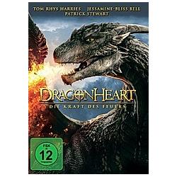 Dragonheart - Die Kraft des Feuers - DVD  Filme