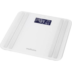 Medisana BS 465 Körperanalysewaage Wägebereich (max.)=150kg Weiß