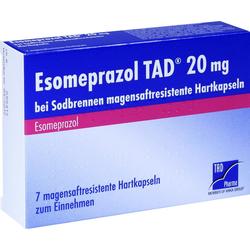 Esomeprazol TAD 20 mg bei Sodbrennen