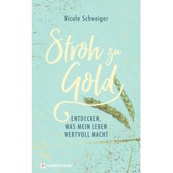 Stroh zu Gold als Buch von Nicole Schweiger