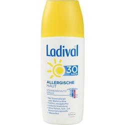 LADIVAL allergische Haut Spray LSF 30 150 ml