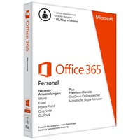 Office 365 Personal 3 Geräte PKC EN Win Mac Android iOS