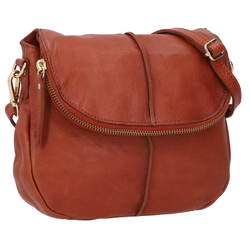 Gusti Leder Handtasche Iselin (1-tlg), Handtasche Ledertasche Umhängetasche Laptoptasche