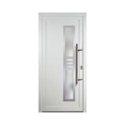 JM Signum PVC Model 53, innen: weiß, außen: weiß, Breite: 88cm, Höhe: 200cm, Öffnungsrichtung: DIN