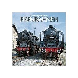 Eisenbahnen 2021 - Kalender