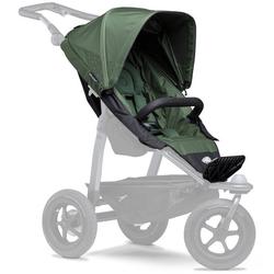 tfk Kinderwagenaufsatz Sportsitz mono, passend für tfk Kombi-Kinderwagen mono grün