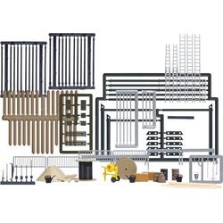 Busch 1376 H0 Baustellen-Set Bausatz