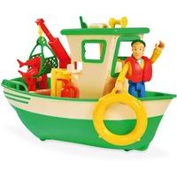 SIMBA Sam Charlies Fischerboot mit Figur