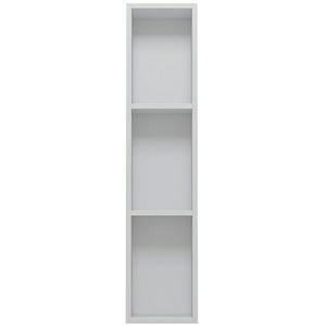 Camargue Espacio Modulregal  (20 x 17 x 90 cm, Weiß, Matt)