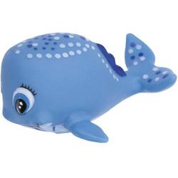 Tierhupe  Wal  Fahrradklingel Blau