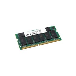 MTXtec Arbeitsspeicher 512 MB RAM für COMPAQ Evo N600C Laptop-Arbeitsspeicher