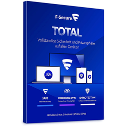 F-Secure Total Security & VPN