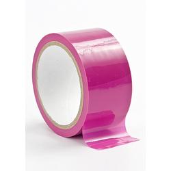 Non Sticky Bondage Tape Pink