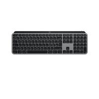 Logitech Illuminated Bluetooth® Tastatur Deutsch, QWERTZ, Mac