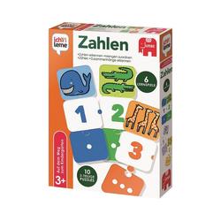 Jumbo Lernspielzeug Ich lerne - Zahlen