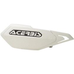 Acerbis Handschalen X-Elite Minicross, E-Bike, MTB, Weiß