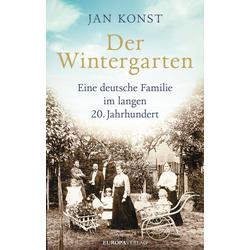 Der Wintergarten als Buch von Jan Konst