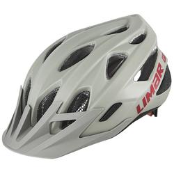 LIMAR Fahrradhelm 545 grau Rad-Ausrüstung Radsport Sportarten