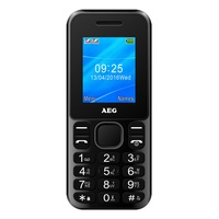 AEG M1220 schwarz ab 20.76 € im Preisvergleich