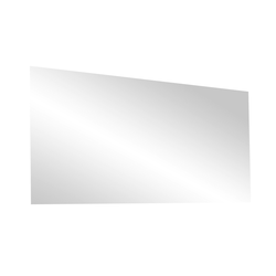 Arredokit SRL Spiegel Gardasee in klar, 150 x 66 cm