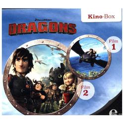 Drachenzähmen leicht gemacht 1 + 2. Kino-Box