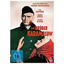 Die Brüder Karamasow - DVD  Filme