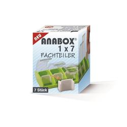 Anabox 1x7 Fachteiler
