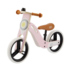 Kinderkraft Laufrad Laufrad UNIQ, natural rosa