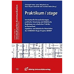 Praktikum / stage - Buch