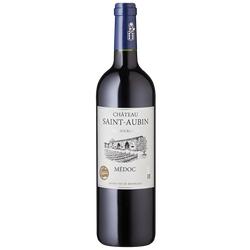 Cru Bourgeois Médoc - 2015 - Château Saint-Aubin - Französischer Rotwein