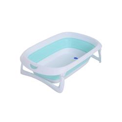 HOMCOM Babywanne Badewanne für Babys blau