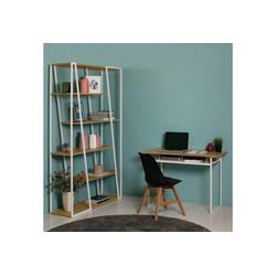 TemaHome Schreibtisch Bristol, mit einer praktischen Kabeldurchführung, Breite 110 cm