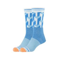 Fun Socks Socken (2-Paar) mit coolem Retro-Muster