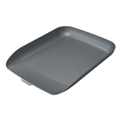 Briefkorb »Cosy« grau, Leitz, 26.8x4.3 cm